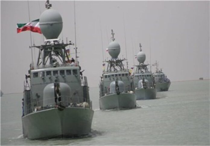 ranian Navy's 42nd