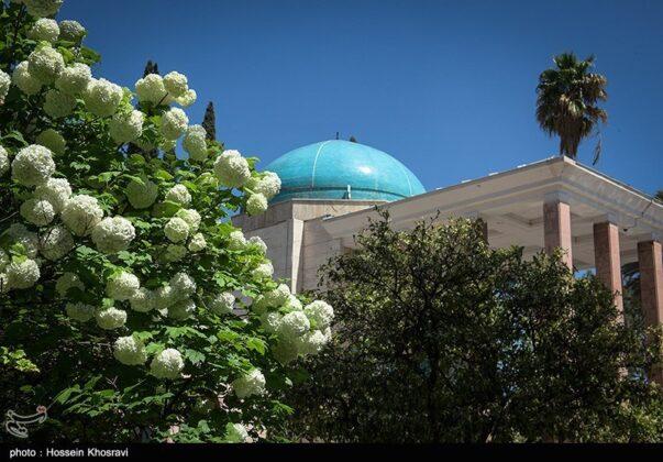 Mausoleum of Sa'adi