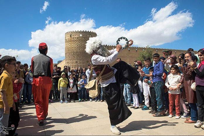 Karim Khan Zand Citadel