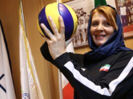 Iran's Volleyball Coach