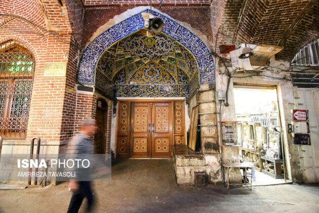 Bazaar -Tabriz -1