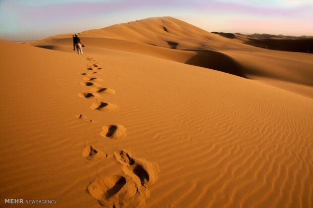 Phone Coverage in Maranjab Desert