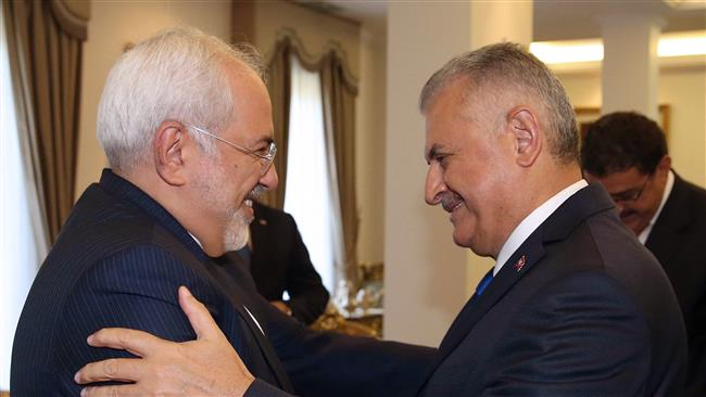 Iran and Turkey FM