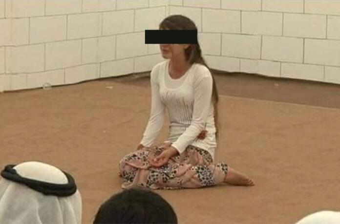 ISIS SEX SLAVE