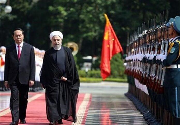 Rouhani Vietnam