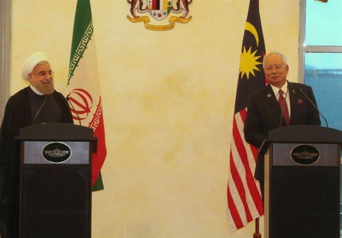 Rouhani Malaysia