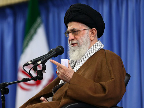 'Foolish, Ugly and Hideous': Iran's Leader Slams Trump's 'Cowboy' Speech
