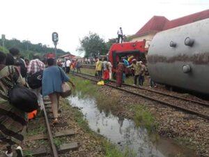 Cameroon Train