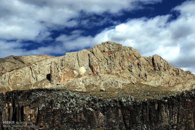 Basaltic Prisms