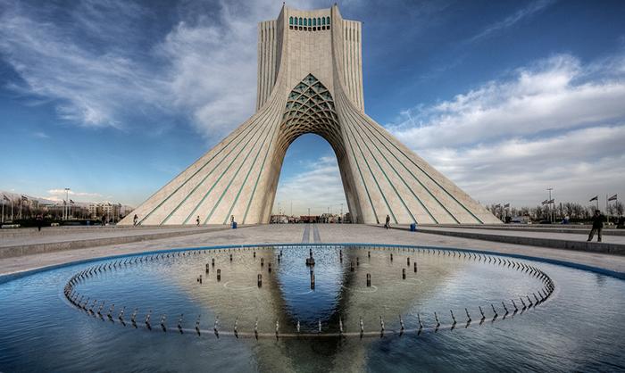 Azadi Tower