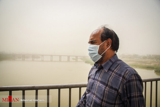 pollution-Khuzestan