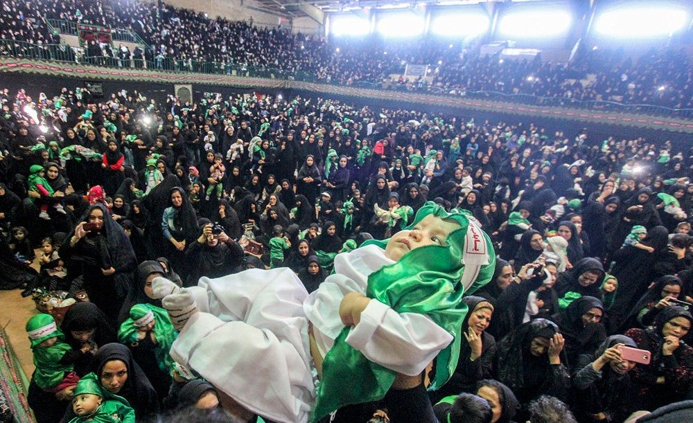 Blood Donation Instead Of Self-Flagellation In Ashura Mourning