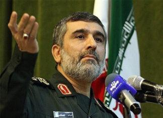general amir ali hajizadeh