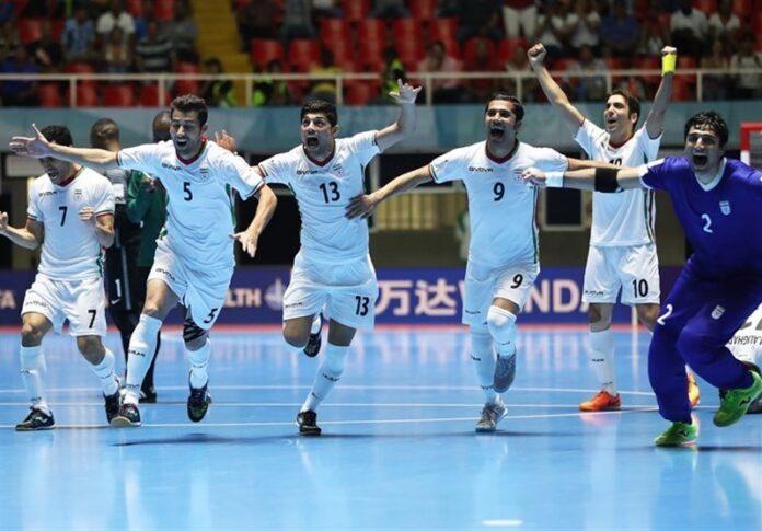 iran-futsal-team
