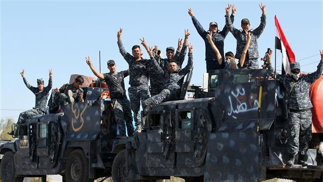 iraqi army to musel