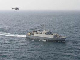 Saudi Arabia Drill in Persian Gulf