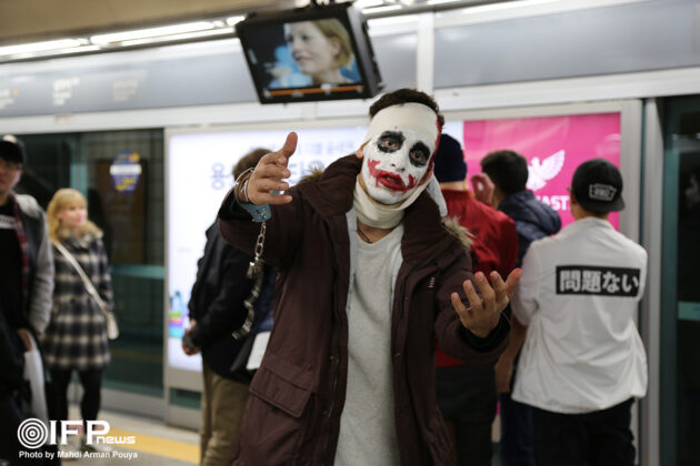 Halloween-South Korean