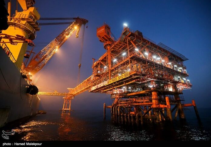 Iran Natural Gas Production