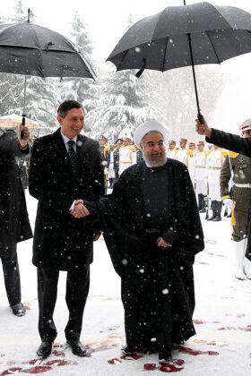 Iran-Slovenia
