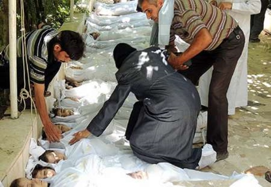 Crimes - Syria