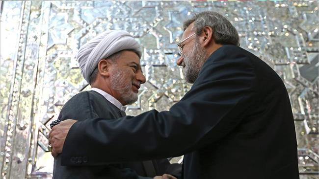 ali larijan and sheikh humam hamoudi