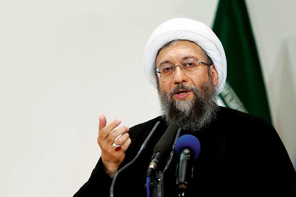 رئيس القضاء الايراني