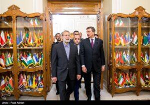 larijani-and-slovenia-president