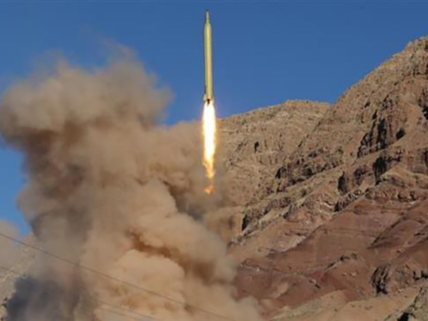 qadr-ballistic-missile