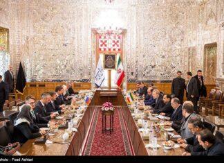 slovenia-president-and-iran-speaker