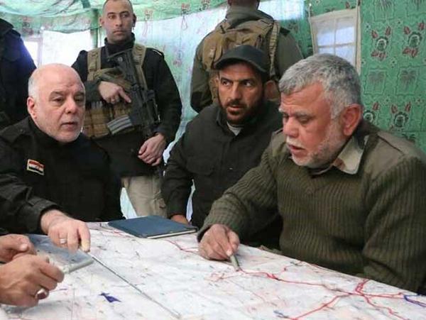Iraq's Popular Forces