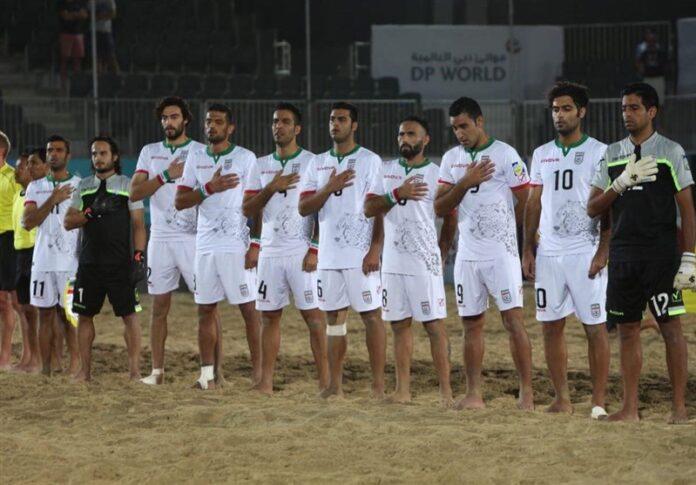 Iranian national team