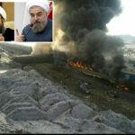 Iran Train Crash