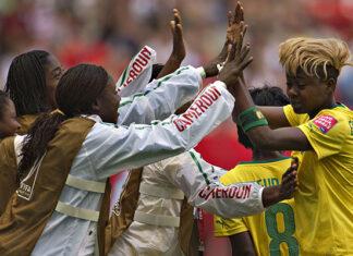 زنان فتبالیست آفریقا
