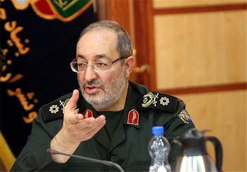 General Massoud Jazayeri