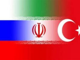 Iranian, Russian, Turkish