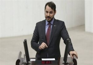 Erdogan's son-in-law