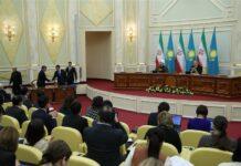 Iran-Kazakhstan