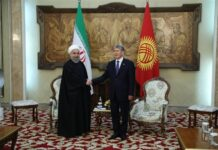 Iran- Kyrgyzstan