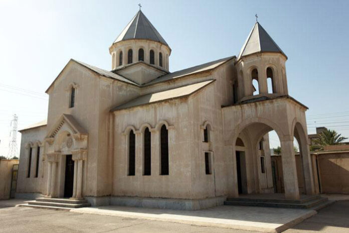 Surp Karapet church