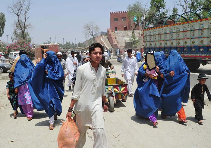 Afghanistan Refugees