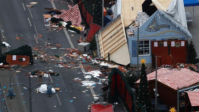 Berlin Terrorist Attack