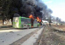 Bus- Attack