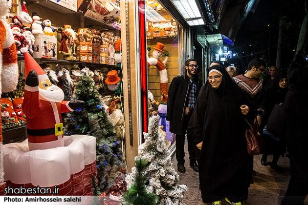 Christians in Tehran