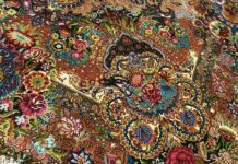 Iran carpet Rasam Arabzadeh