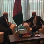 Zarif and Ashraf Ghani