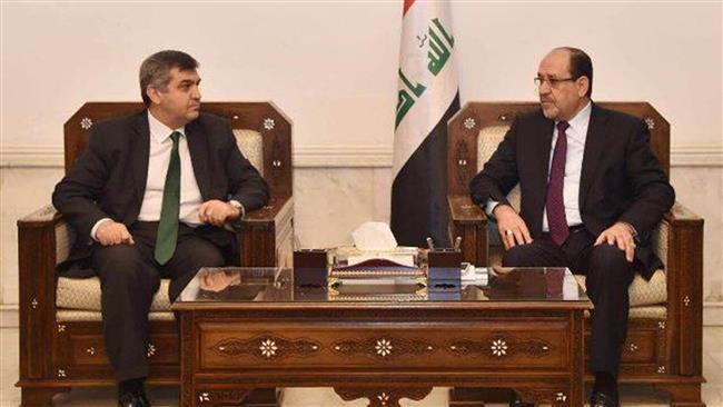 Baghdad Faruk Kaymakci-Nouri al-Maliki