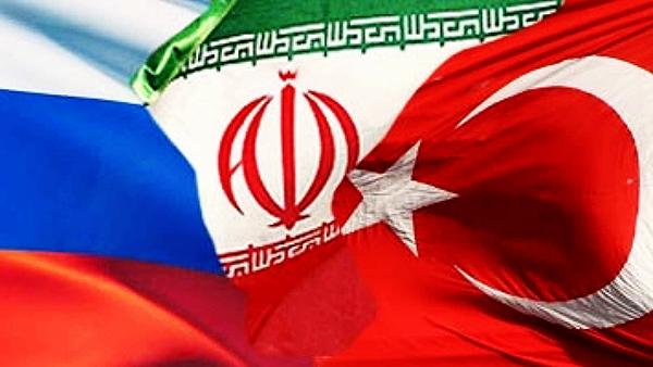 Russia-Turkey-Iran
