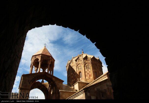 Saint Stepanos Monastery in Northwestern Iran