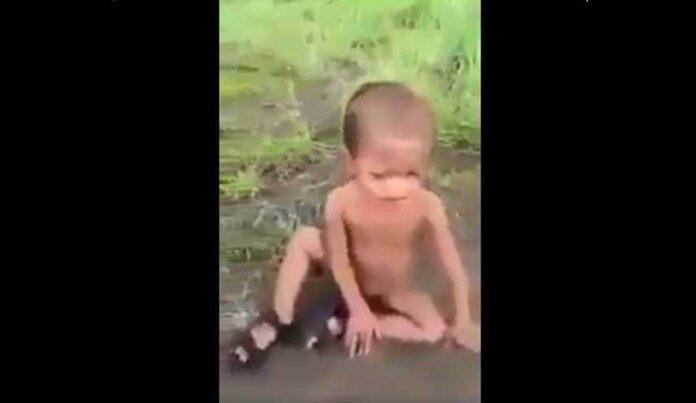 Child - Myanmar
