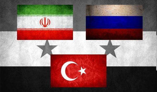 IRAN-TURKEY-RUSSIA